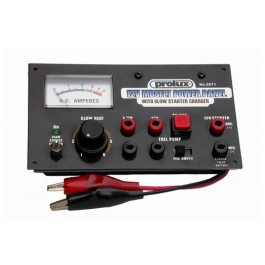 12V POWER PANEL W/GLOW STARTER CHARGER Glow Heaters