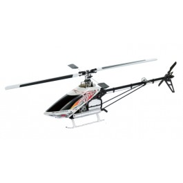 Τηλεκατευθυνόμενα ελικόπτερα, JR, Vibe 50 Kit, για .50cu.in. OS Max κινητήρα