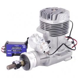 MAX-160FX-FI w/E5010Silencer 2Stroke Engines