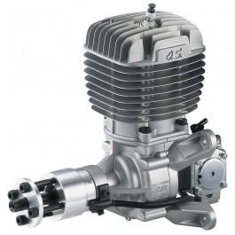 O.S ENGINE, GT60 w/E-6020 Silencer Gas Engines
