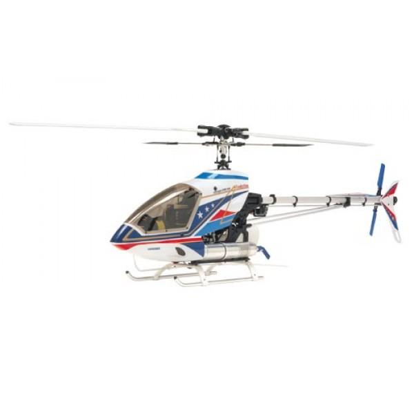 SST-EAGLE FREYA EVOLUTION 60-70 KIT Helicopters .60-70Size