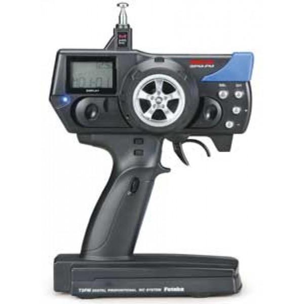 Τηλεκατευθυνόμενα αυτοκίνητα, Futaba,τηλεκατεύθυνση 3PM, 3καναλιών με δέκτη R153FM 40MHz