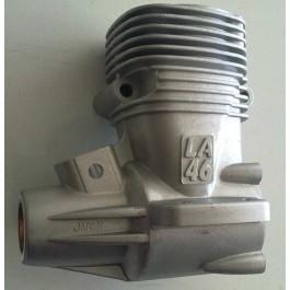CRANKCASE (SILVER) 46LA OS Engines Parts