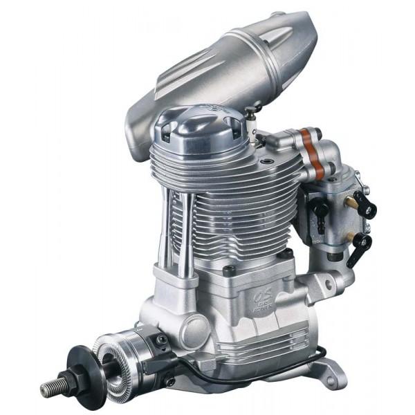 GF40 w/F-6040 Silencer 4Stroke Engines