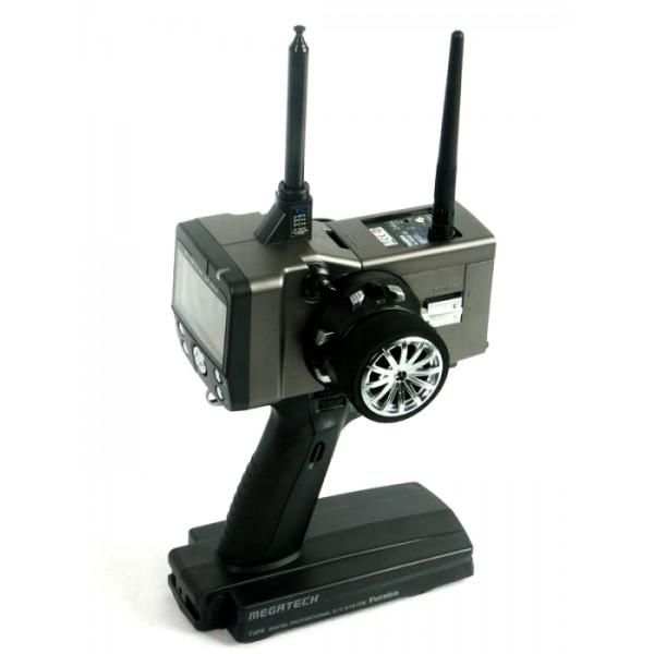 Τηλεκατευθυνόμενα αυτοκίνητα, Futaba,τηλεκατεύθυνση 3PKBS, 3 καναλιών με δέκτη 603FASST 2.4Ghz