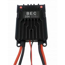 Τηλεκατευθυνόμενα αεροπλάνα, Rccskj, 8106 20A BEC ρυθμιστής τάσης μπαταρίας