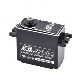 Τηλεκατευθυνόμενα μοντέλα, AgfRC, A77BHL, SERVO BRUSLESS 6-8,4V 16-24Kgr. 0,1-0,07Sec MG