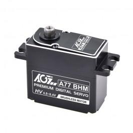 Τηλεκατευθυνόμενα μοντέλα, AgfRC, A77BHM, SERVO BRUSLESS 6-8,4V 10-18Kgr. 0,1-0,055Sec MG