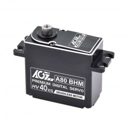 Τηλεκατευθυνόμενα μοντέλα, AgfRC, A80BHM SERVO BRUSLESS 6-8,4v 27-40Kgr. 0,145-0,085Sec MG