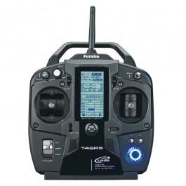 Futaba,τηλεκατεύθυνση 4GRS, 4καναλιών με δέκτη 304 T-FHSS 2.4Ghz