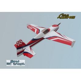 Τηλεκατευθυνόμενο αεροπλάνο, 3D ακροβατικό, GoldwingRc, 68in SLICK540 20CC