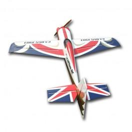 Τηλεκατεθυνόμενο αεροπλάνο,ακροβατικό, 3D, AeroplusRc EDGE 540 V3 γιά  20cc κινητήρα glow ή  βενζίνης