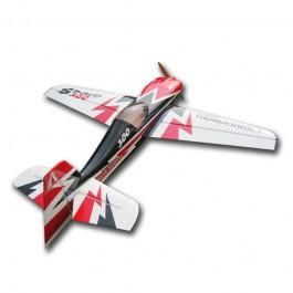 Τηλεκατεθυνόμενο αεροπλάνο,ακροβατικό, 3D, AeroplusRc SBACH300 γιά  60cc κινητήρα βενζίνης