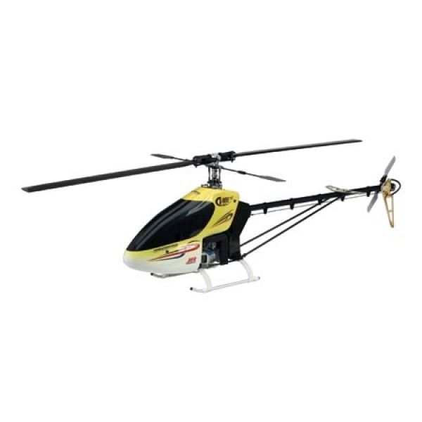 Τηλεκατευθυνόμενα ελικόπτερα, JR, Vibe 90 Kit, για .90cu.in. OS Max κινητήρα