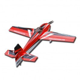 Τηλεκατευθυνόμενο αεροπλάνο ακροβατικό 3D, AeroplusRc LASER 260 1.88m, θερμικό ή ηλεκτρικό