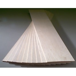 6604 BALSA 1/8X6X36 Balsa Wood