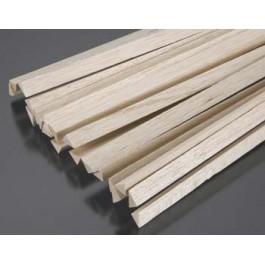 6709 BALSA TRIANGLE STOCK 1/2X36 Balsa Wood