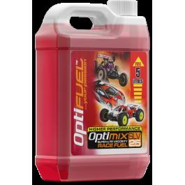 Τηλεκατευθυνόμενα αυτοκίνητα, OPTIFUEL, OPTIMIX RACE 25% καύσιμο 5 λίτρα, με 12% Klotz συνθετικό λάδι