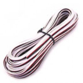 671 SERVO CABLE BLK/RED/WHITE Extensions,Cords,Switches