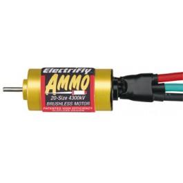 AMMO 20-4300KV BRUSHLESS MTR Brushless Motors