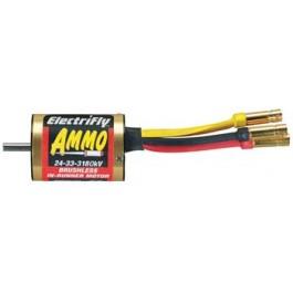 AMMO 24-33-3180KV BRSHLSS MTR Brushless Motors