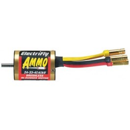 AMMO 24-33-4040KV BRSHLSS MTR Brushless Motors