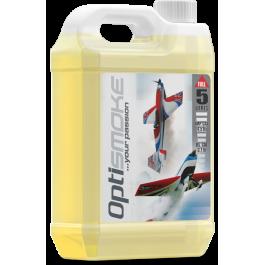 Τηλεκατευθυνόμενα αεροπλάνα, OPTIFUEL, OPTISMOKE υγρό για παραγωγή καπνού, 5 λίτρα